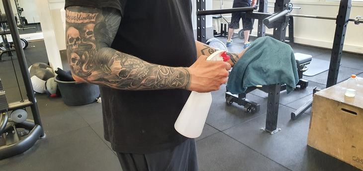 Trygg trening tatovering